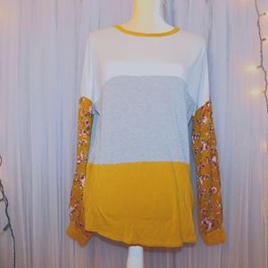 SIZE•S OVER SIZED FLORAL BOUTIQUE CY FASHION